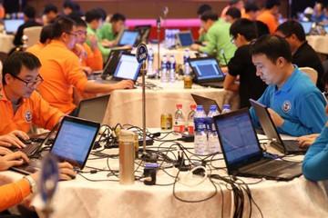 通信网络安全知识技能决赛 165位选手开战