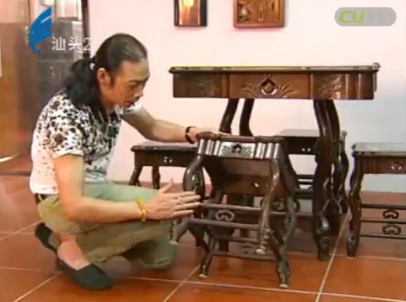潮汕风 佘明钦 结缘广式家具 2016-05-09