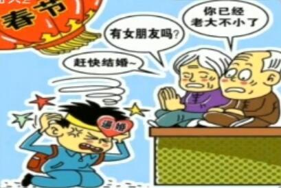"""""""春节自救"""" 焦虑是种时代病 2017-01-19"""