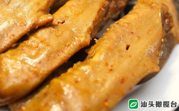 新颖!潮汕卤味和台湾美食结合,冰茶鸭原来是这么卤制出来的