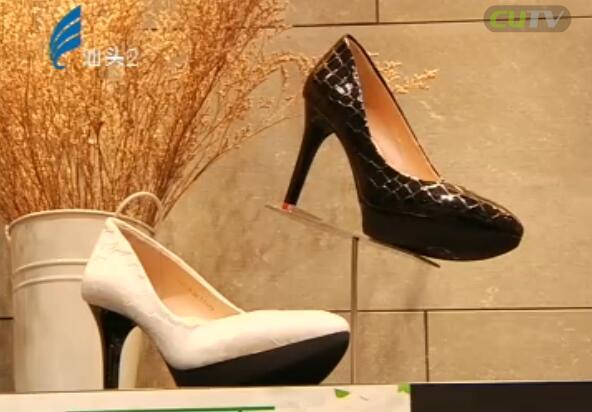穿高跟鞋的讲究 2017-04-16