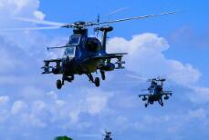 低空突防、精确打击,直升机编队够酷!