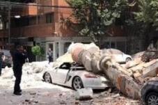 墨西哥7.1级强震已致逾百人遇难