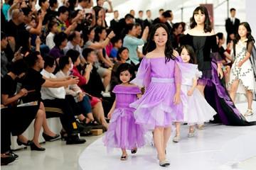 """北京时装周2017""""中国儿童""""风采模特大赛颁奖典礼举行"""