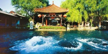 济南趵突泉喷涌被质疑为人工造假 景区方面这样回应