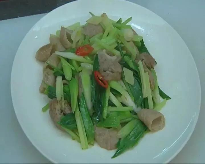 """""""潮汕过年意头菜""""之二:财源长流"""