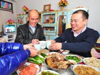 春节年夜饭调查:花多少钱? 在哪儿吃? 吃什么?