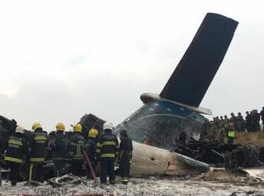 尼泊尔客机坠毁至少49人遇难 事故原因众说纷纭