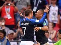 世界杯阿根廷3:4不敌法国 梅西告别