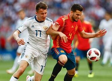 点球大战!东道主俄罗斯战胜西班牙晋级8强