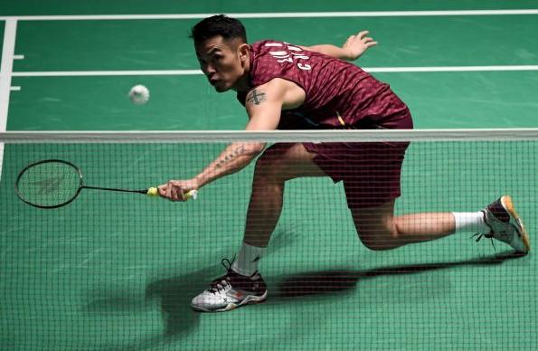 羽毛球——日本公开赛:林丹晋级男单八强