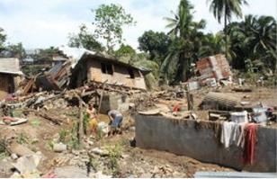 近两个月来热带风暴致老挝55人死亡100人失踪