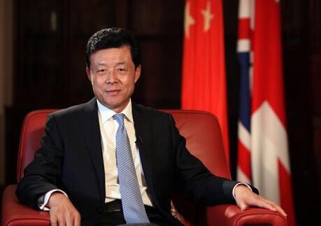 中国驻英大使:不要低估中国维护南海和平稳定的决心
