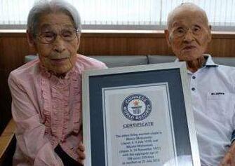 他108岁,她100岁,世界最长寿夫妇的长寿秘诀很简单!