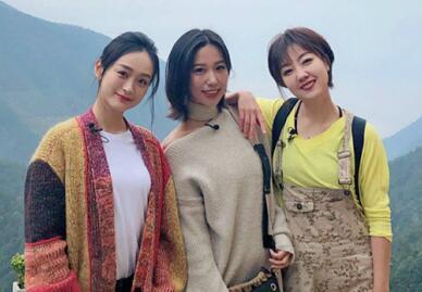 深圳卫视《极速环游记》 有一种美叫银杏黄