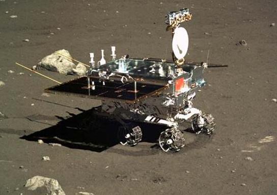 """嫦娥四号月球车命名为""""玉兔二号"""""""