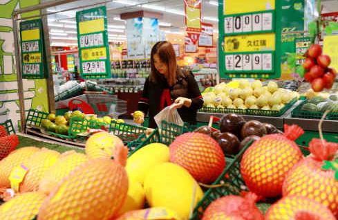 """今年水果價格""""前高后低"""" 已基本回落至正常水平"""