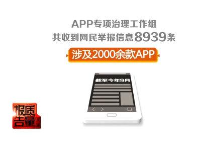 近9000条举报 涉及2000多款App 个人信息安全存在哪些问题?
