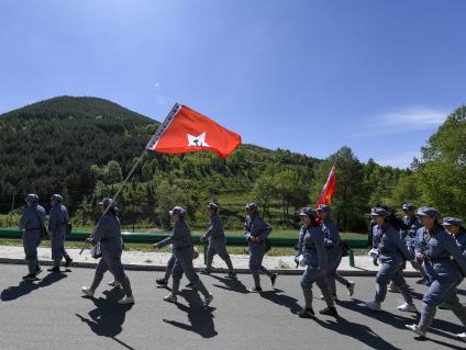國慶長假過半 吉林紅色旅游高溫不減