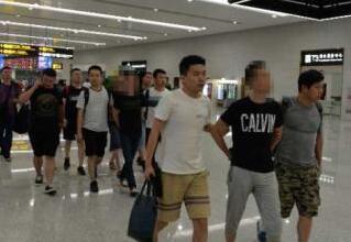 重庆万州警方打掉一涉黑犯罪组织 抓获嫌犯50余人