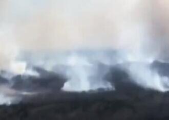 俄西伯利亚森林火灾持续延烧 已有5万人被迫疏散