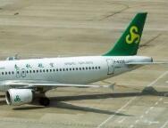 泰国曼谷飞上海浦东航班?#26032;?#23458;阻止舱门关闭 致飞机晚点