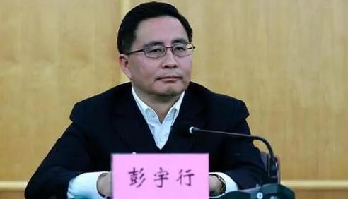 彭宇行被免去四川省副省长职务 终止省人大代表资格