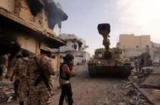 利比亚会变成又一个叙利亚吗?