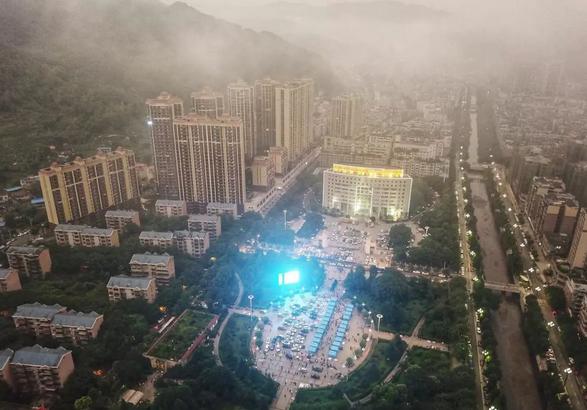 四川电力:18日晚长宁地震灾区所有居民安置点照明将得到保障