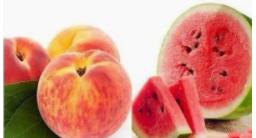桃子和西瓜同吃会中毒?