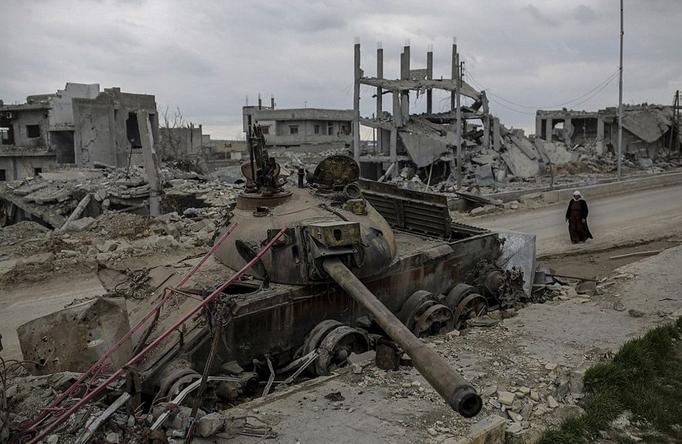 """""""基地""""組織6個頭目在敘利亞西北部被炸死"""