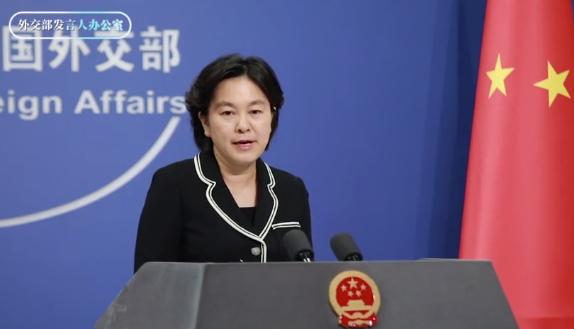 外交部驳美官员言论:中国一不偷、二不抢、三不撒谎……