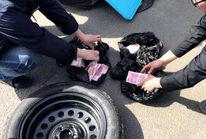 沈阳警方破获一起特大持有运输假币案 缴获假币面额39万余元