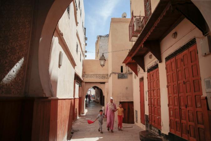 12名中國游客在摩洛哥因車禍受傷