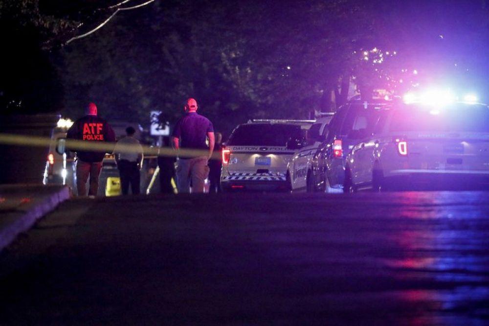 美国俄亥俄州代顿市发生枪击事件10人死亡