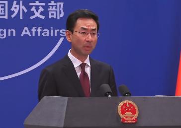 中方:期待加拿大新任駐華大使為推動中加關系回到正常軌道發揮積極作用