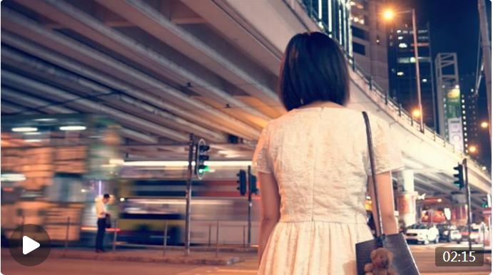 微电影丨我是你的依靠——一个香港警嫂对丈夫说
