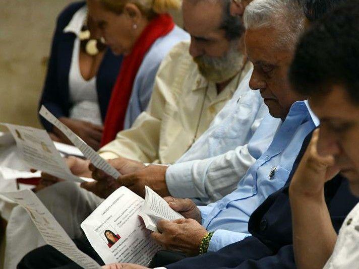 古巴61年来首次选出省长