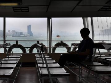香港島多區遭暴徒打砸破壞 特區政府等強烈譴責暴力行為