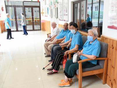 """""""十三五""""期间中国居民人均预期寿命从76.3岁提高到77.3岁"""