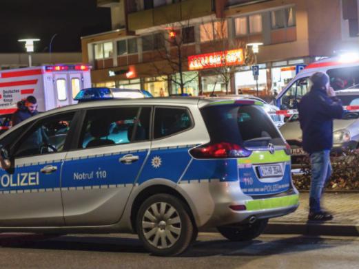 德国哈瑙市发生枪击事件 至少8人死亡