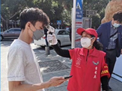 """上阵""""祖孙兵""""——""""志愿者之城""""深圳发起抗疫人民战争"""