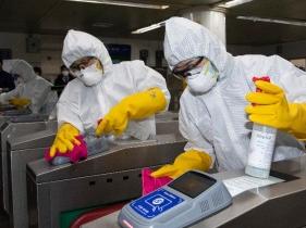韩国连续3天日增确诊者超500 累计确诊达2931例