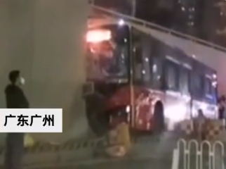 广州交警通报珠江隧道一宗交通事故情况