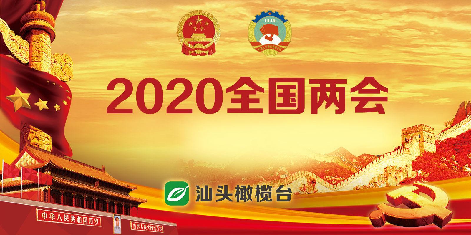 2020全国两会