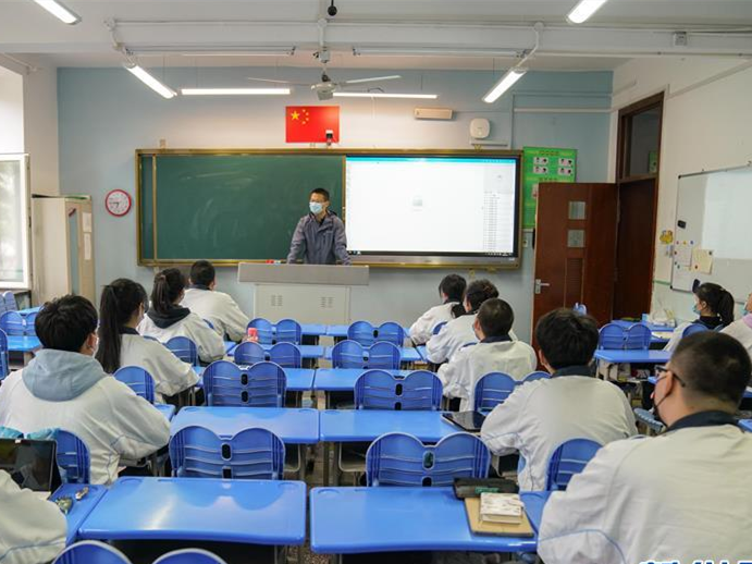 黑龙江省高三毕业班学生再次返校复学