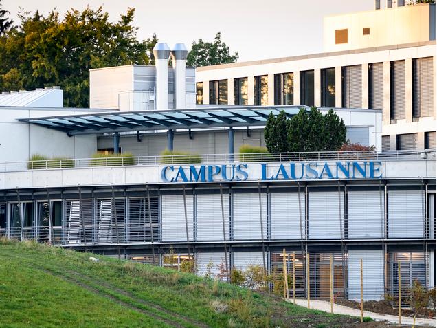 瑞士洛桑酒店管理学院隔离2500名学生