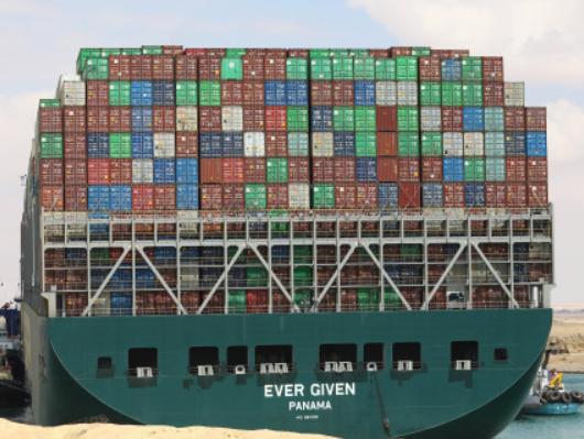 详讯:苏伊士运河搁浅货船成功起浮