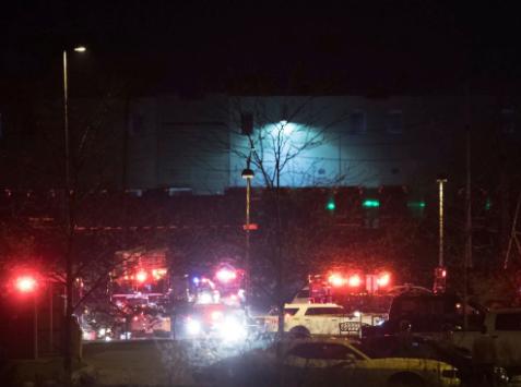 美國一處快遞中心發生槍擊 包括槍手在內9人喪生