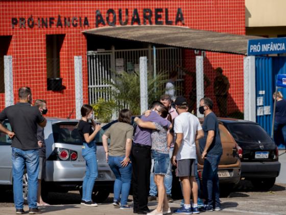 巴西一托儿所发生持刀行凶事件致5人死亡